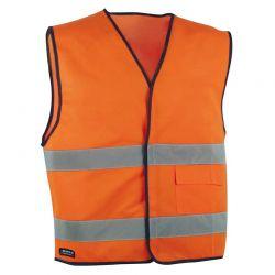 gilet-fluo-orange-cofra-driver