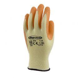 gant-tricote-orange-jaune-maprotec-LAS570