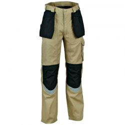 pantalon-beige-noir-cofra-bricklayer