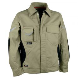 veste-beige-noir-cofra-workmaster
